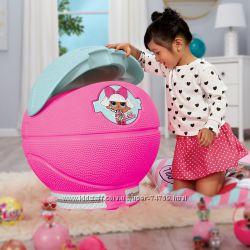 Контейнер для хранения игрушек L. O. L. SURPRISE - Стильный шар