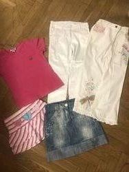 Набор одежды на рост 110 на лето Chicco Next