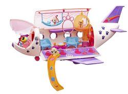 Самолет для зверюшек Littlest Pet Shop Pet Jet B1242
