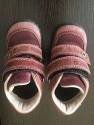 Ботиночки ессо натуральная кожа 19 размер
