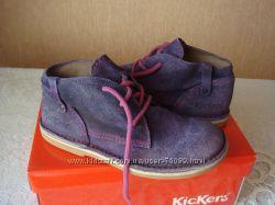 Ботиночки Kickers, размер - 31, 13 америк.