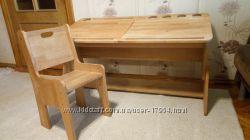 Парта Растишка - Школярик со стулом
