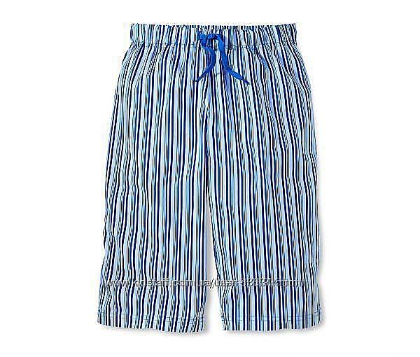 Новые пижамные брючки Pepperts и шорты Tchibo - р.122-128, 134-140см