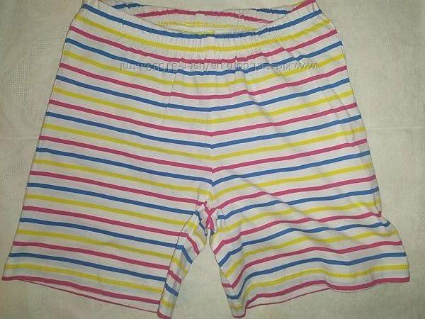 Новые пижамные шорты Lidl - р.134-140см