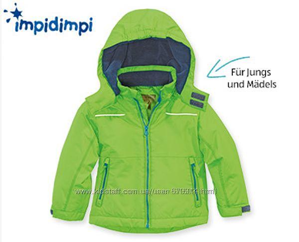 Новая куртка Impidimpi - р.74-80см