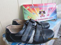 Туфли-мокасины Шалунишка р. 36-23см