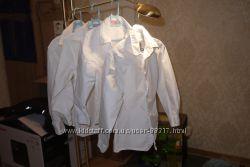 Продам рубашки сына 1-2 класс