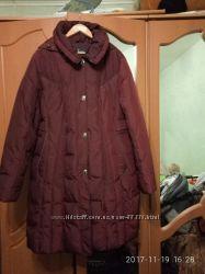 женская куртка большого размера на холофайбере 56-58 р.