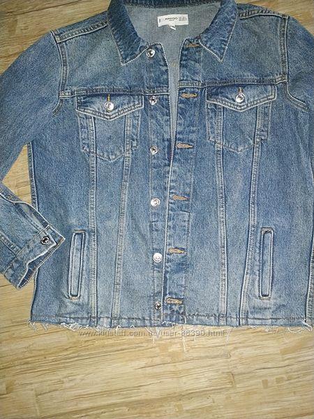 Джинсовая куртка Mango оригинал