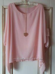 Шикарная блузка Италия