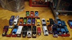 Паровозики Томас и друзья Трекмастер на батарейках