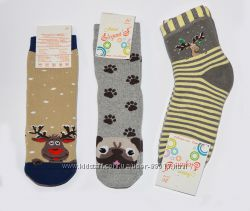 Махровые носочки р. 20, 22 для девочек и мальчиков