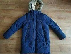 Зимняя куртка zara для мальчика