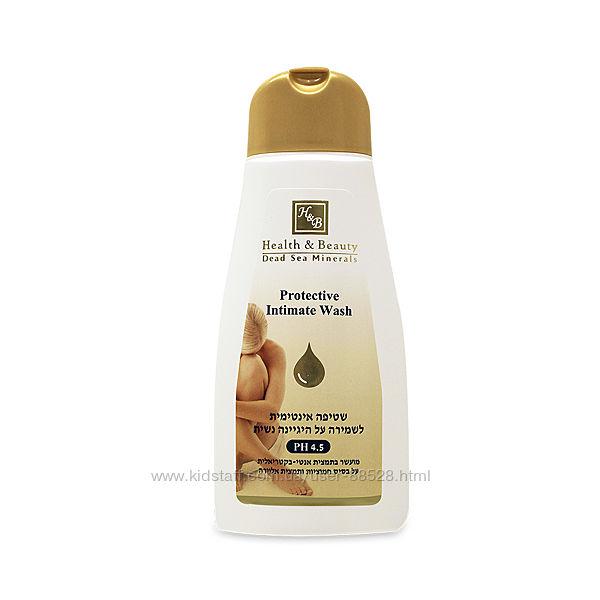 Мыло для интимной женской гигиены PH4. 5 Health & Beauty Израиль