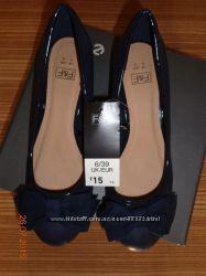 F&F Tesco женские туфли 39 размер, 24. 8 см.