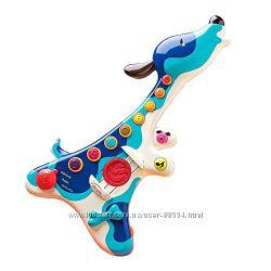 Музыкальная игрушка пёс-гитарист BATTAT