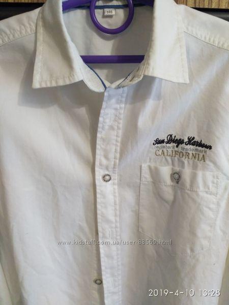 Стильная рубашка Cunda