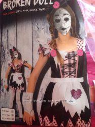 Костюм Сломанной куклы Broken doll