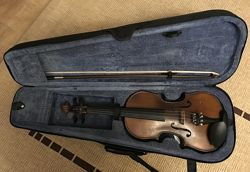 Скрипка 1  2, половинка