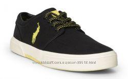 Кеды Polo Ralph Lauren Canvas Faxon Sneaker США