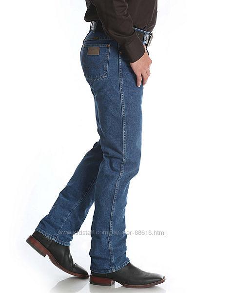 Фирменные джинсы Wrangler 13MWZ - Stonewash