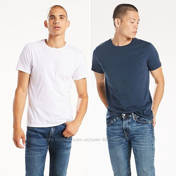 Комплект из 2-х футболок Levis