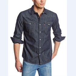 Джинсовые рубашки Levis США