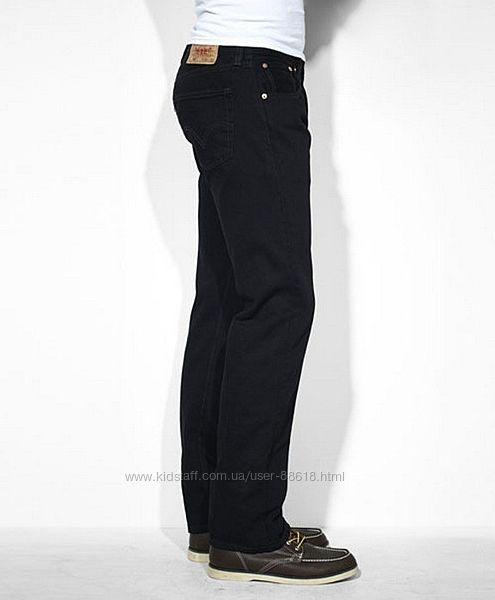 Джинсы Levis 501 - Black