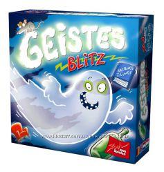 Барабашка Geistesblitz- веселая настольная игра