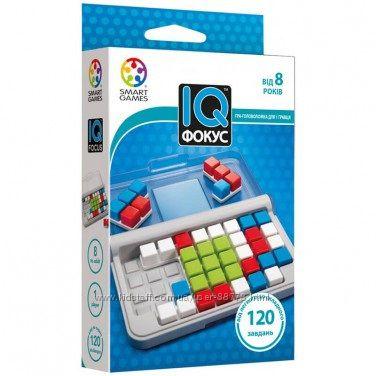 Дорожная игра IQ-Фокус. SGT 422 UKR Smart Games