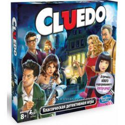 Детективная игра Клуедо A5826  Оригинал Hasbro Сluedo
