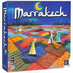 Настольная игра Марракеш Marrakech- красивая семейная стратегия