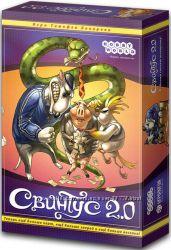 Настольная игра Свинтус 2. 0. Оригинал Hobby World