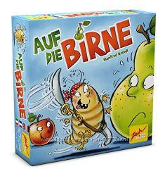 Настольная игра Шустрый садовник, Auf die Birne  оригинал Zoch