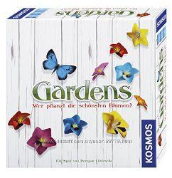 Настольная игра Gardens, Сады оригинал от Kosmos для девочки