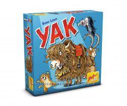 Настольная игра Як Yak от Zoch оригинал карточная
