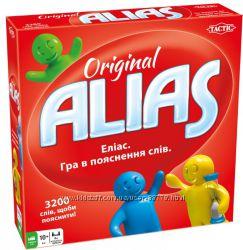 Алиас или Скажи иначе Original, Аlias Tactic оригинал укр.