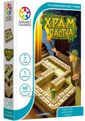 Игра - головоломка Храм-пастка, Temple Trap SG 437 UKR Smart Games