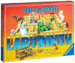 Игра Labyrinth Сумасшедший лабиринт оригинал Ravensburger