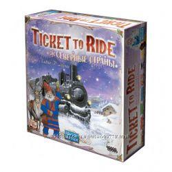 Билет на поезд Северные Страны, Игра Ticket to Ride Nordic Countries