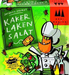 Настольная игра Тараканий салат Kakerlaken-Salat карточная для компании