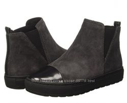 Штиблеты Geox D Breeda E D642QE Anthracite Джеокс женская обувь