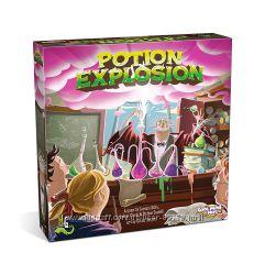 Настольная игра Лаборатория Potion Explosion
