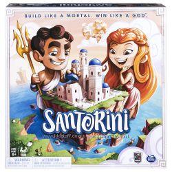 Настольная игра Санторини, Santorini-  отличная стратегия  Spin Master