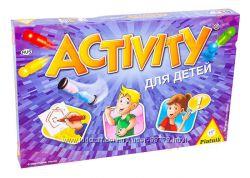 Активити для детей игра оригинал Activity Junior Piatnik  793646