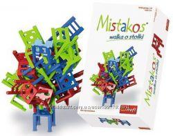 Настольная игра Mistakos. Стульчики Trefl TFL-01143
