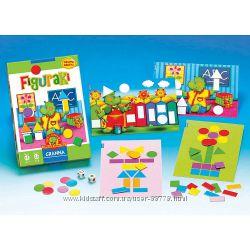 Настольная игра Гранна Фигураки 80421, купить Granna Figuraki