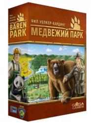 Настольная игра Barenpark Медвежий Парк, Bear Park  купить Украина оригинал
