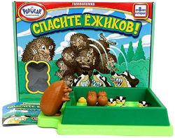 Настольная игра-головоломка Спасите ёжиков Popular Plaything  Hedgehog Esca