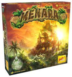 Настольная игра Менара Menara Zoch купить игру оригинал, новая
